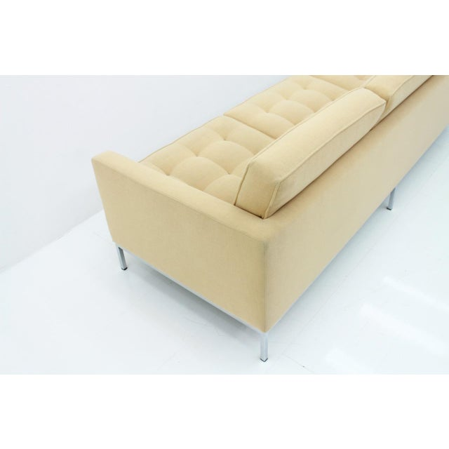 Brown Florence Knoll Sofa for Knoll International For Sale - Image 8 of 11