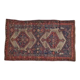 1920s Vintage Leon Banilivi Antique N.West Persian Rug For Sale