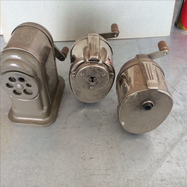 Vintage Pencil Sharpeners - Set of 3 - Image 4 of 5