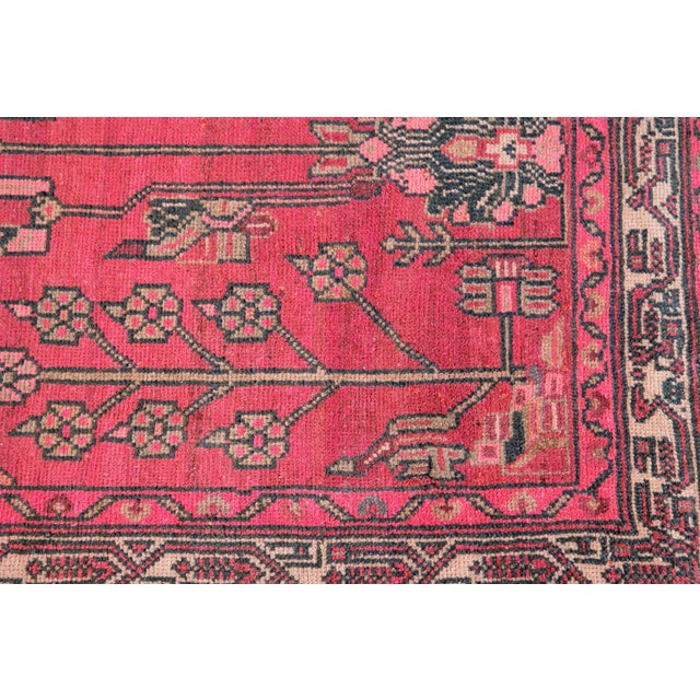 Vintage Malayer Wool Runner For Sale In New York - Image 6 of 11
