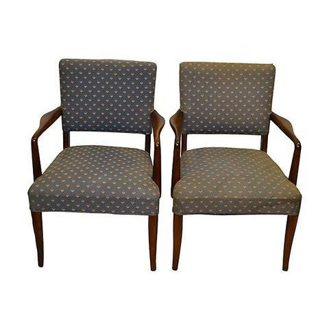 Finn Juhl Danish Armchairs - A Pair For Sale - Image 5 of 7