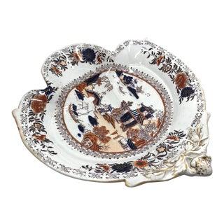 Antique Mason Acorn Plates - a Pair For Sale