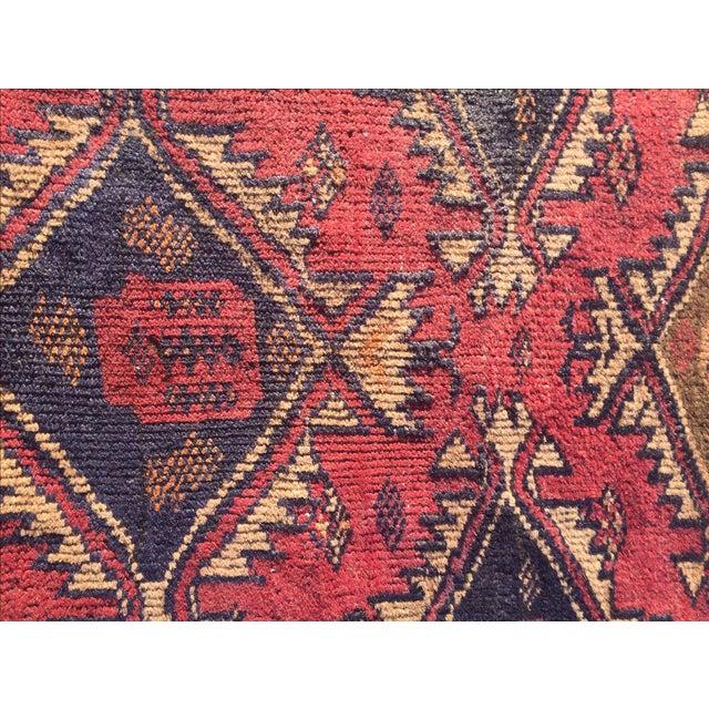 "Baluchi Persian Rug, 2'5"" x 3'7"" - Image 6 of 8"