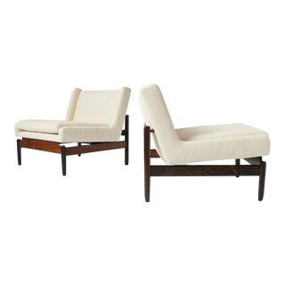 Vivi Lounge Chairs by Sergio Rodrigues