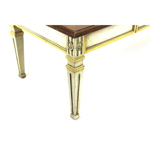 Mid-Century Walnut Heritage Coffee Table - Image 5 of 8