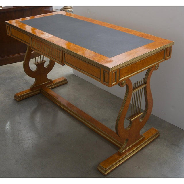 Antique Tsarist Russia Library Table For Sale - Image 11 of 11