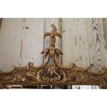 19th Century Carved Chippendale Style Gilt Mirror - Image 5 of 6