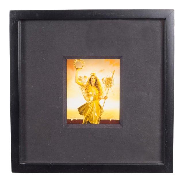 Polaroid Test Image #32 by Denise Tarantino for Dah Len Studios C.1990 For Sale