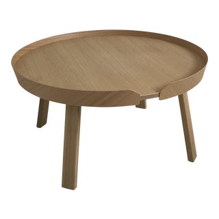 Muuto Around Oak Side Table