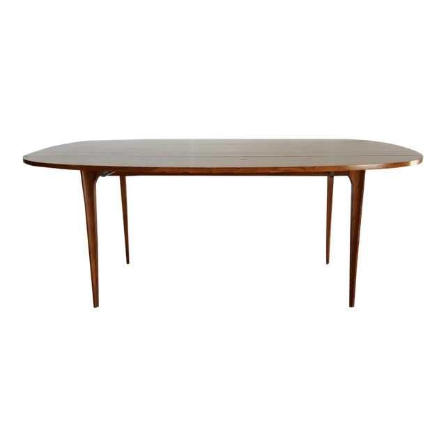 Broyhill Brasilia Walnut Drop Leaf Dining Table - Image 1 of 11