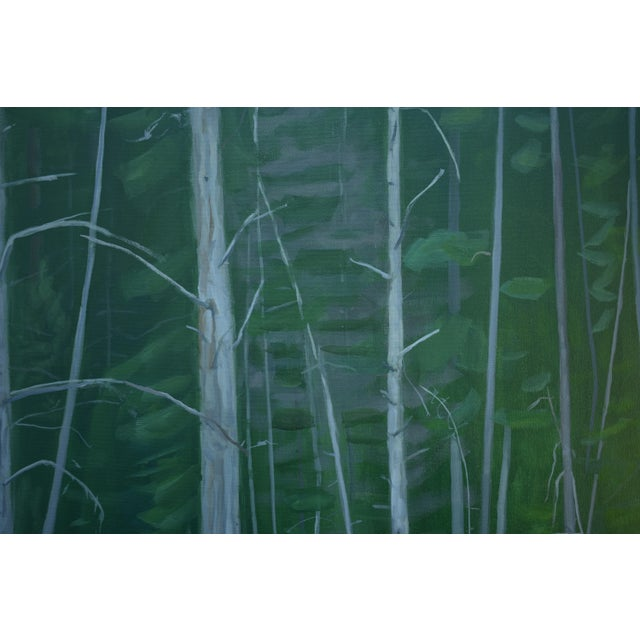 """""""Awestruck"""", Contemporary Large (60"""" X 48"""") Painting by Stephen Remick For Sale In Providence - Image 6 of 13"""