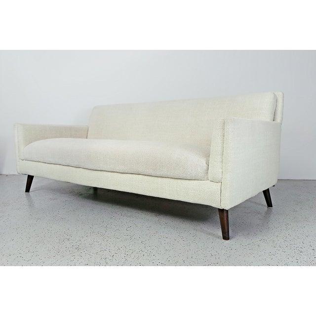 Paul McCobb Planner Group Tweed Sofa - Image 4 of 11