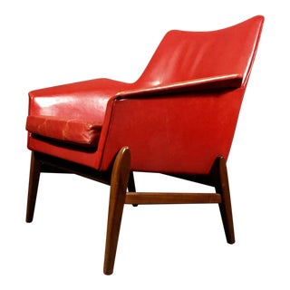 Alf Johannesson Armchair for Illums Bolighus, Denmark 1960s For Sale