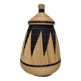 Handmade Rwandan Peace Basket For Sale