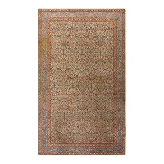 "Antique Persian Tabriz Rug 11'4"" X 18'2"" For Sale"