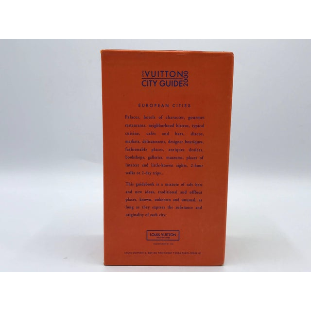 Louis Vuitton Louis Vuitton European City Guides Box Set, 2000 For Sale - Image 4 of 9