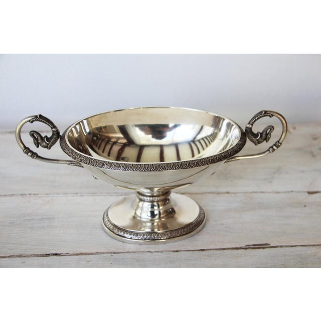 19th Century 19th Century Antique Sterling Silver Cup For Sale - Image 5 of 13