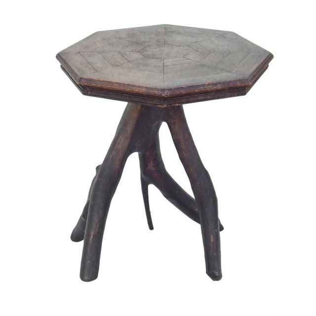 Folk Art Twig Table - Image 6 of 10