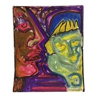 Vitae Fradogo #34 Art Miami 1993 For Sale