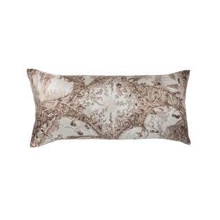"""Fantaisie Pittoresque"" Hermès Silk Scarf Pillow For Sale"