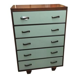 Redesigned Contemporary Highboy Dresser