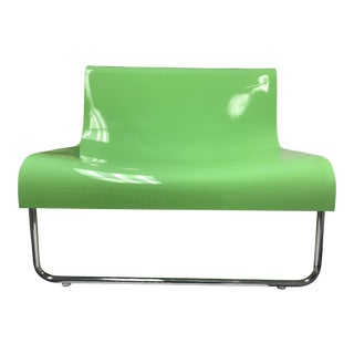 Kartell Green Form Lounge Chair
