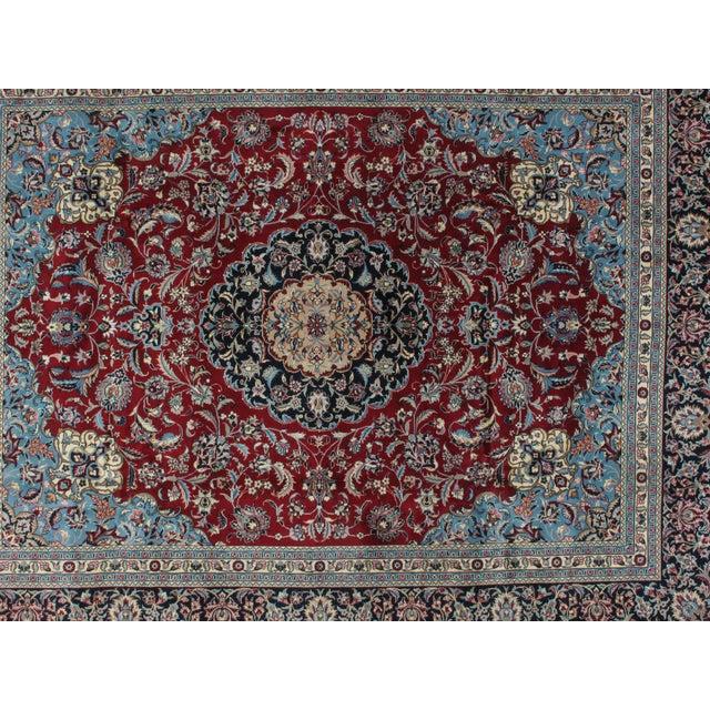 "Leon Banilivi Sino Persian Tabriz Carpet - 8'2"" x 10'2"" - Image 2 of 5"