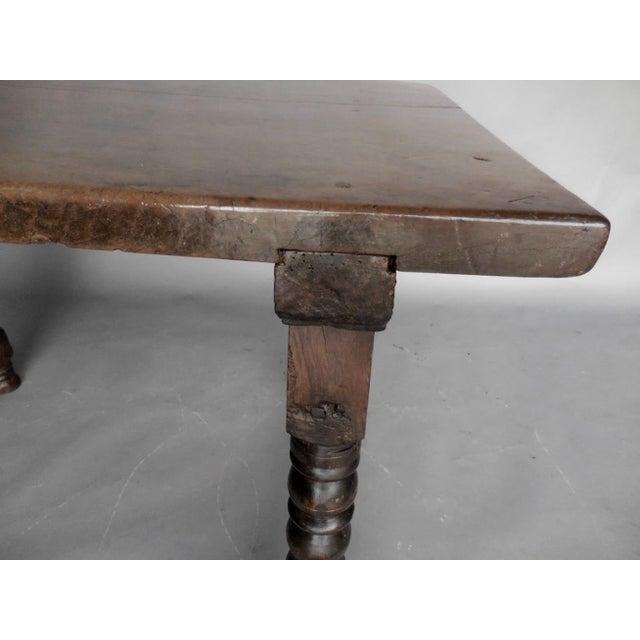 18th Century Spanish Table - Image 10 of 11