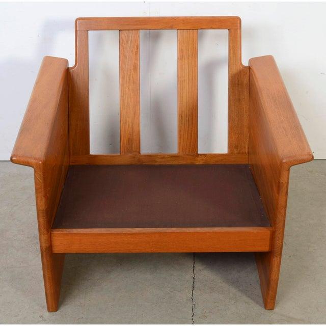 Tarm Stole Mid-Century Danish Modern Teak Chair For Sale In Washington DC - Image 6 of 7
