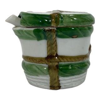 Vintage Handmade Ceramic Cramer For Sale