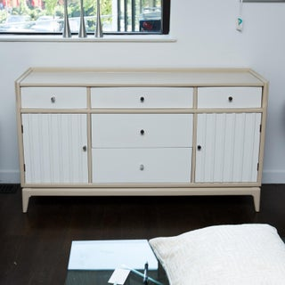 Mid-Century Two-Toned Lacquered Sideboard/Server Preview