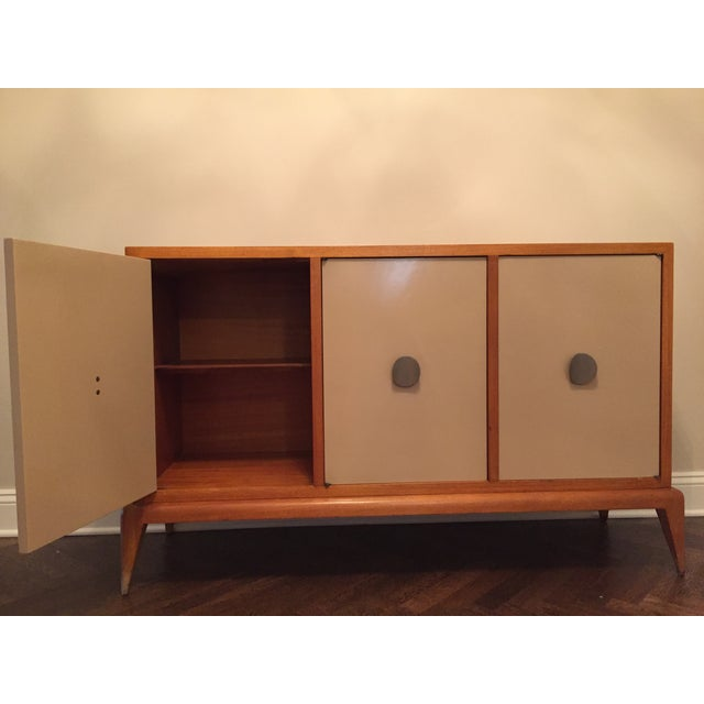 1950's Art Deco French Credenza - Image 4 of 6