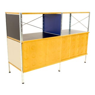 Mid-Century Modern Charles and Ray Eames for Herman Miller Esu Storage Unit Shelves For Sale