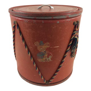 1930's Toy Barrel