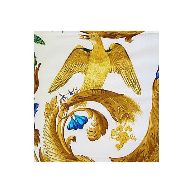 Custom Hermes Ceres Mermaid Silk Pillow Cushion - Image 5 of 8