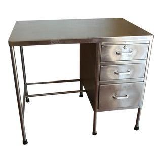 Stainless Steel Medical Desk