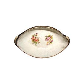 Austrian 19th Century Papier Mache Bowl For Sale