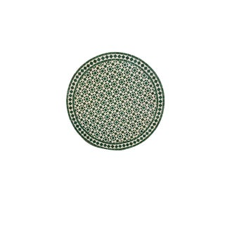 Moroccan Mosaic Tile Top For Sale