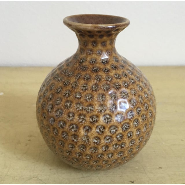 Moroccan Style Round Sienna Boho Chic Bud Vase - Image 2 of 5