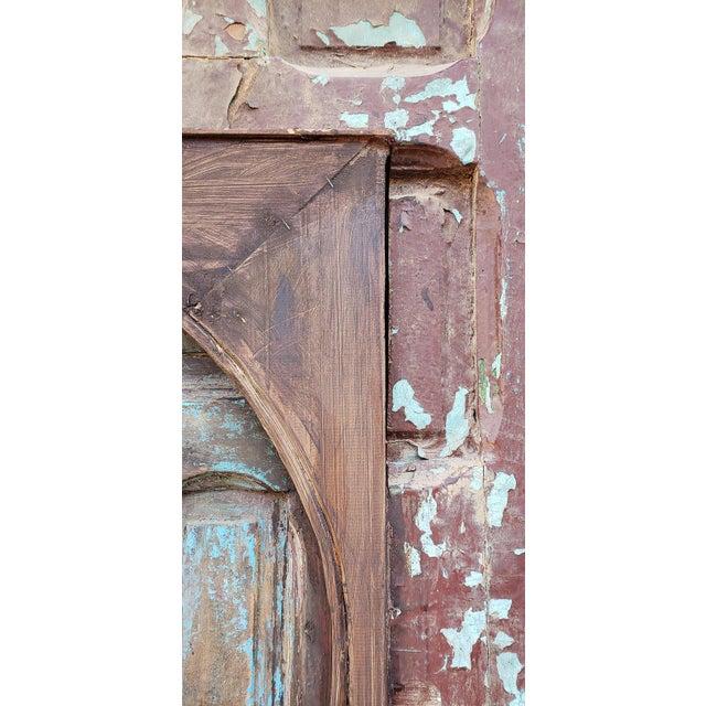 1940s Vintage Old Mok Moroccan Door For Sale - Image 4 of 8