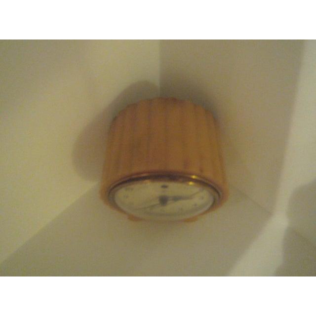 Art Deco General Electric Alarm Clock - Image 4 of 7