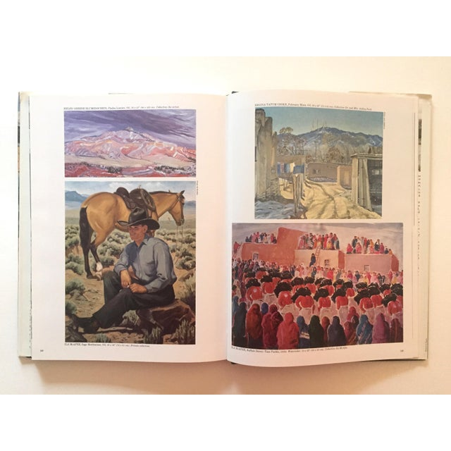 "Contemporary Vintage ""The Legendary Artists of Taos"" 1st Edition Book For Sale - Image 3 of 11"