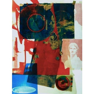 Robert Rauschenberg Local Quarry One 1968 For Sale