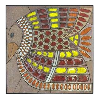 Studio Ceramic Mural by Brent Bennett
