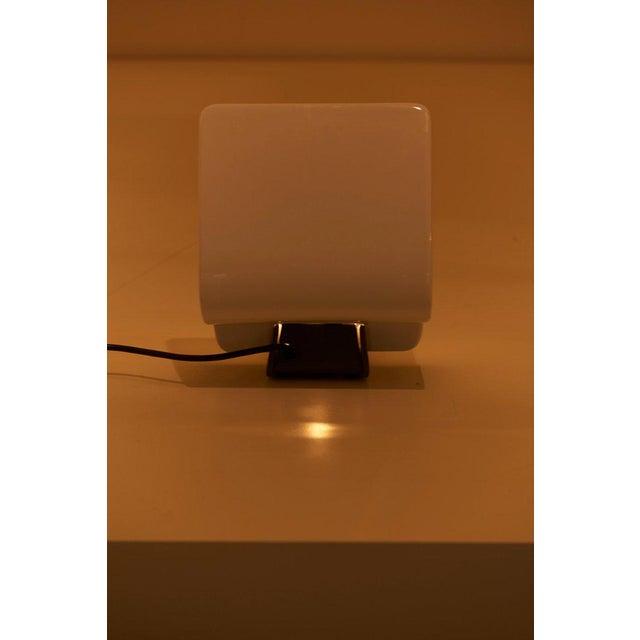 "Ceramic Table Lamp ""Maia"" by Arturo Silva for Antonangeli, Italy For Sale - Image 9 of 10"