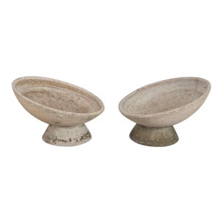 Willy Guhl Vasque Planters - a Pair For Sale