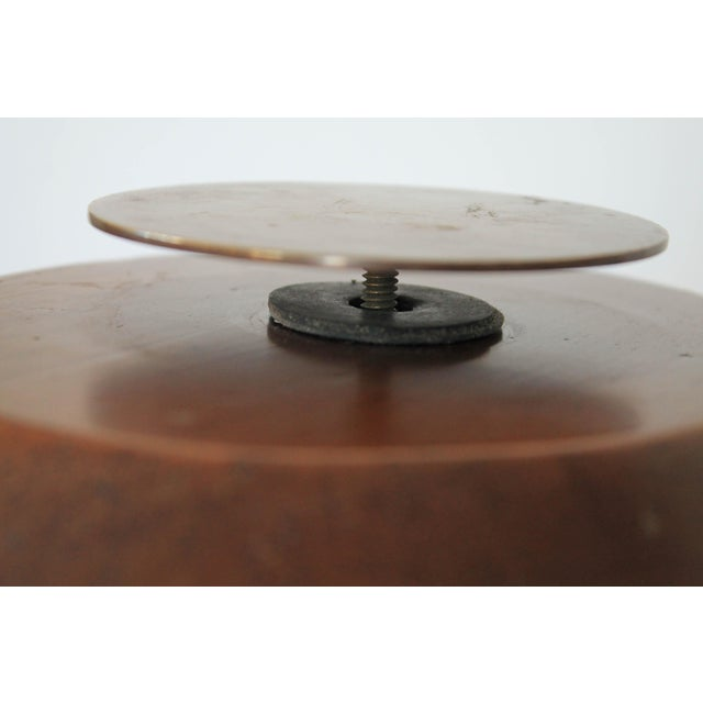 Gold Federico Armijo Snail Coffee Table Base For Sale - Image 8 of 11