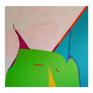 """Paul Behnke """"Mutineer"""", Painting For Sale"""