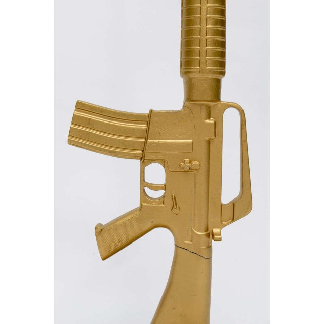 Philippe Starck Machine Gun Lamp, 20th Century For Sale - Image 9 of 10