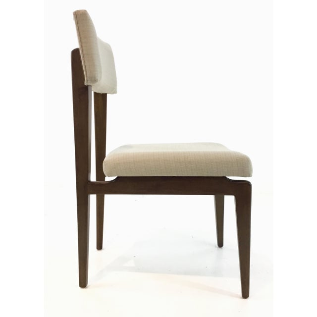Thomasville Danish Modern Style Sena Dining Chair By: Thomasville For Sale - Image 4 of 7